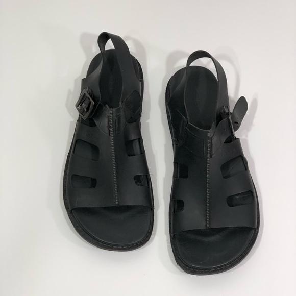 9f2a6af08532 Keen Other - Keen Men s Alman Sandal in Black Size 10